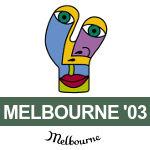 Melbourne, 2003