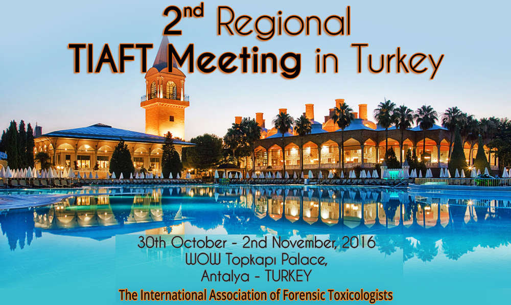 TIAFT 2016 - Turkey